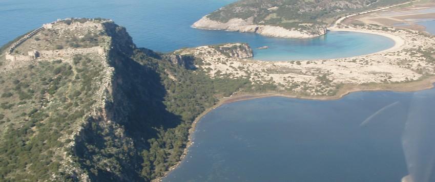 Messinia in Griekenland